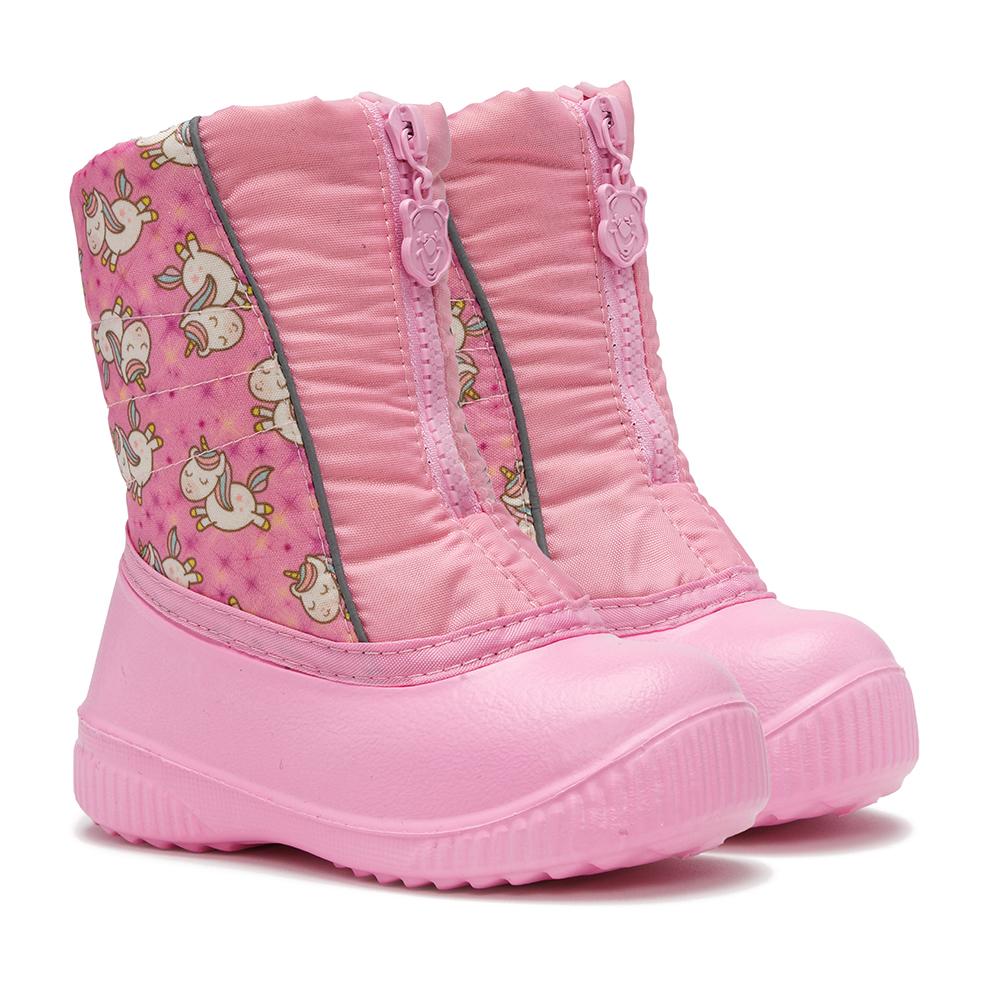 Сапоги Дюна 561/05 единорог розовый/н.розовый
